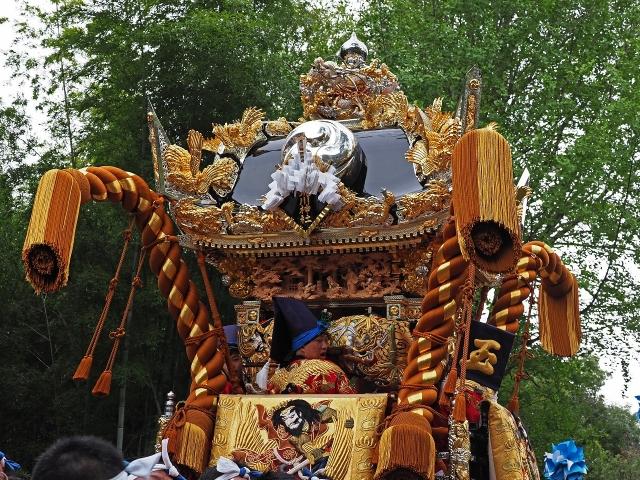 191020荒川神社祭り3