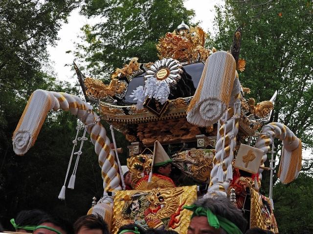 191020荒川神社祭り2