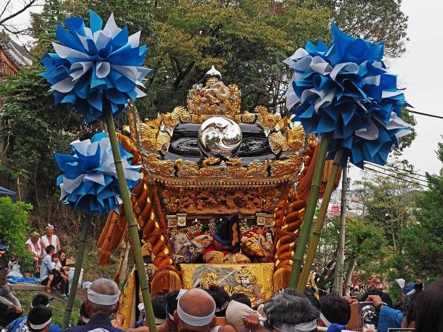 191020荒川神社祭り4
