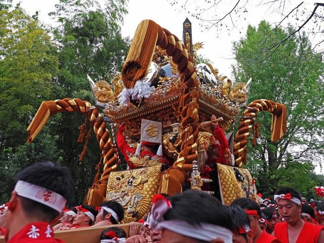 191020荒川神社祭り6