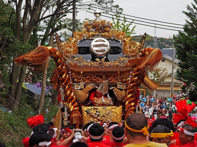 191020荒川神社祭り8