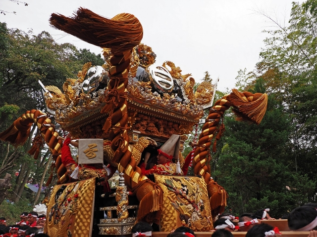 191020荒川神社祭り9