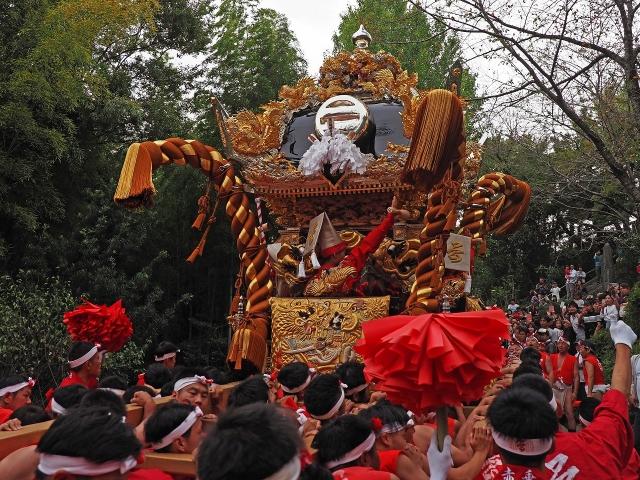 191020荒川神社祭り10