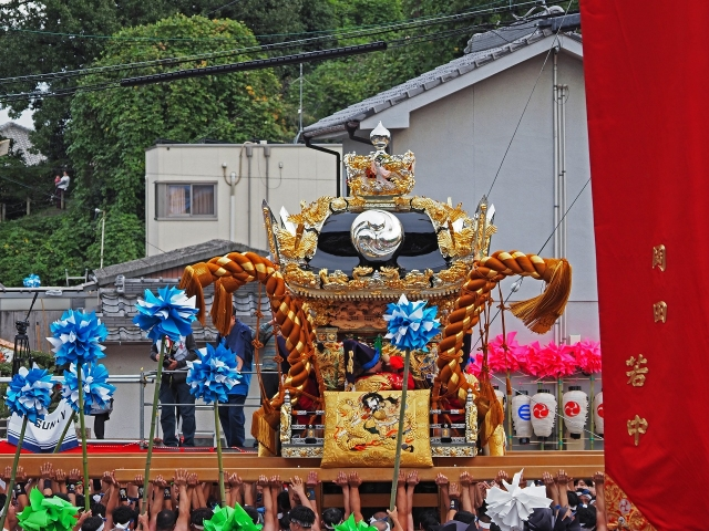 191020荒川神社祭り17
