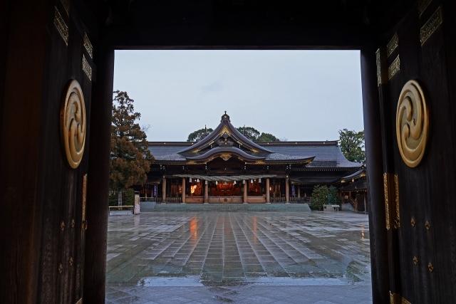 200128寒川神社1