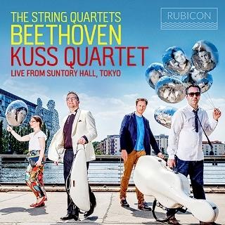 クス弦楽四重奏団 ベートーヴェン弦楽四重奏曲全集 【『激安8CD-BOX』】The Stringg Quartets Beethoven Kuss Quartet