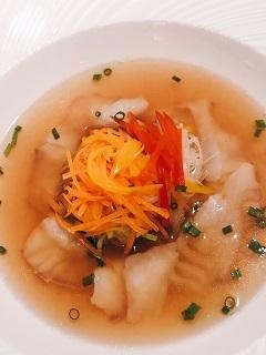 第74講スープ注ぎ魚と彩野菜のミキュイweb