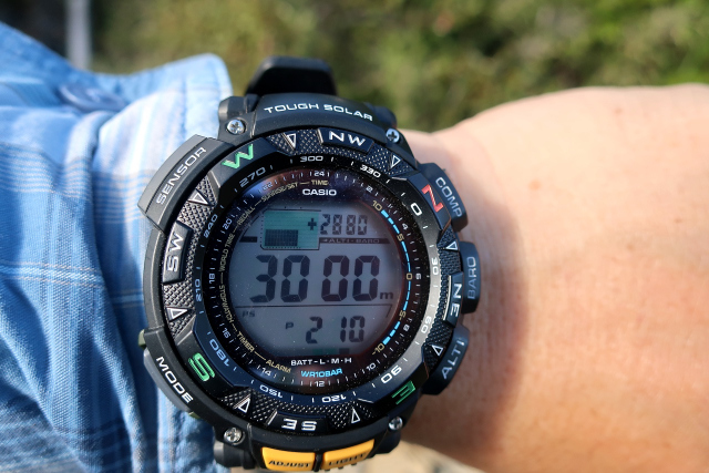 標高三千メートル(1)