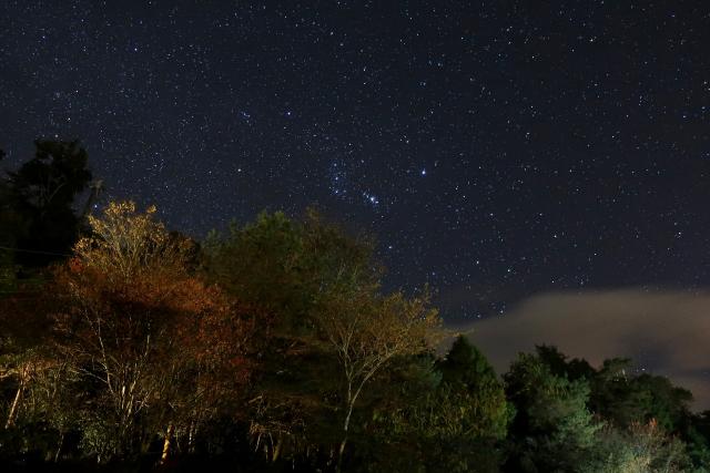 満天の星(1)