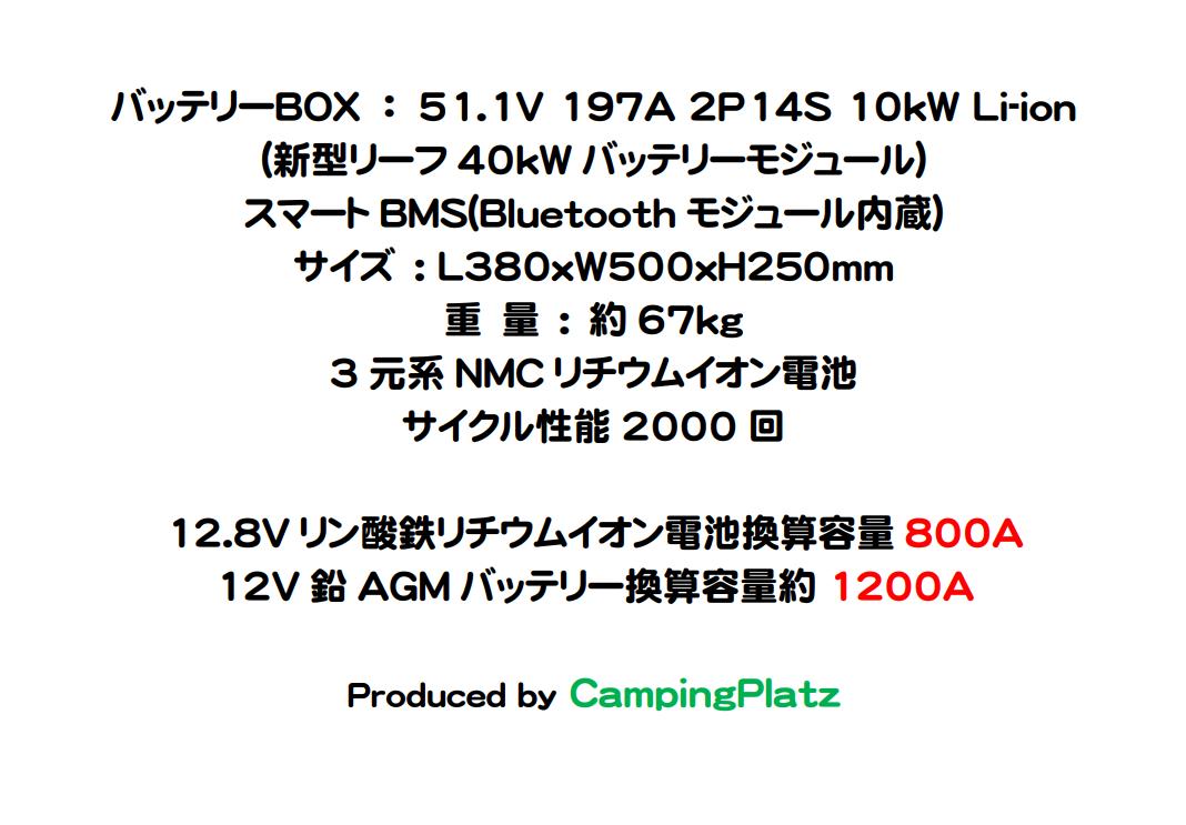 バッテリーBOX(ZE1_14S)