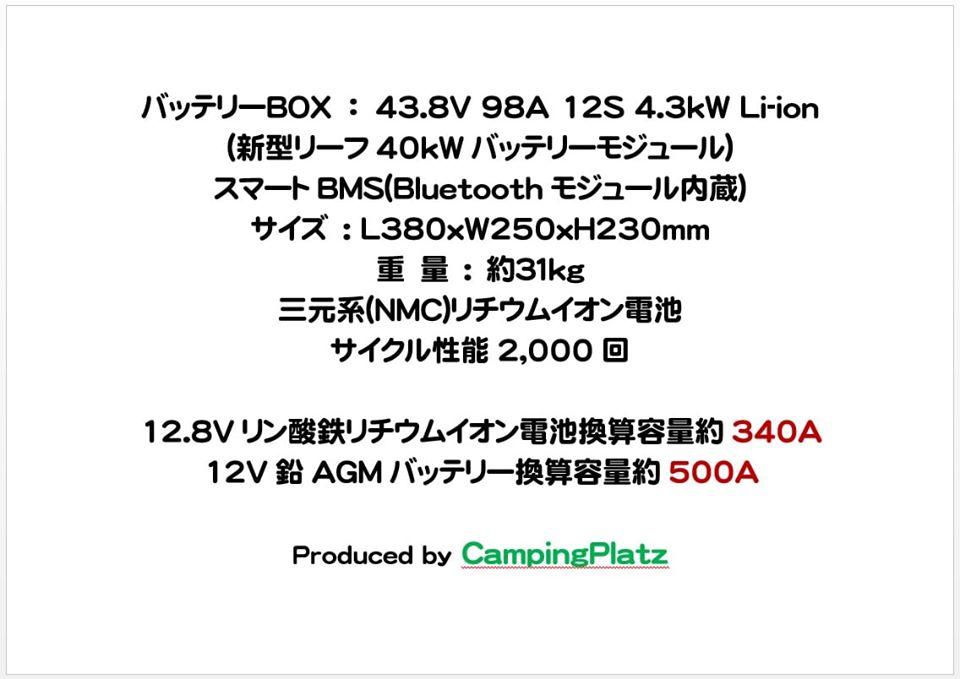 バッテリーBOX(ZE1_12S)
