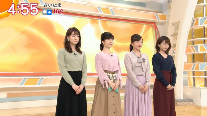 2019年11月13日新井恵理那の画像01枚目
