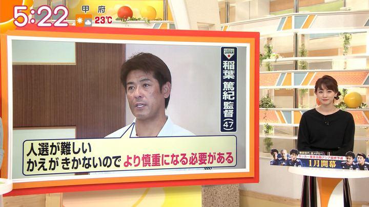 2019年11月19日新井恵理那の画像05枚目