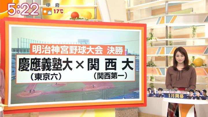 2019年11月20日新井恵理那の画像06枚目