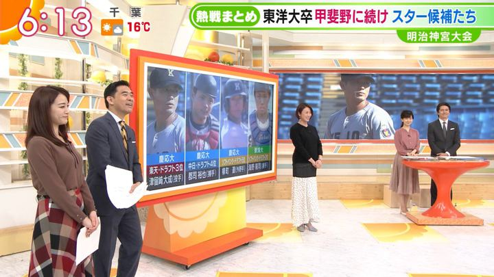 2019年11月20日新井恵理那の画像13枚目