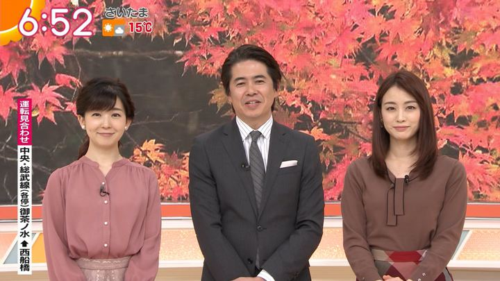 2019年11月20日新井恵理那の画像15枚目