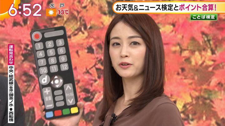 2019年11月20日新井恵理那の画像16枚目