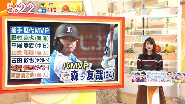 2019年11月27日新井恵理那の画像06枚目