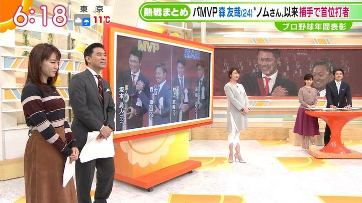 2019年11月27日新井恵理那の画像13枚目