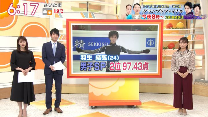 2019年12月06日新井恵理那の画像19枚目