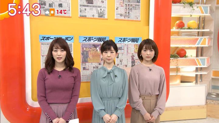 2019年12月10日新井恵理那の画像10枚目