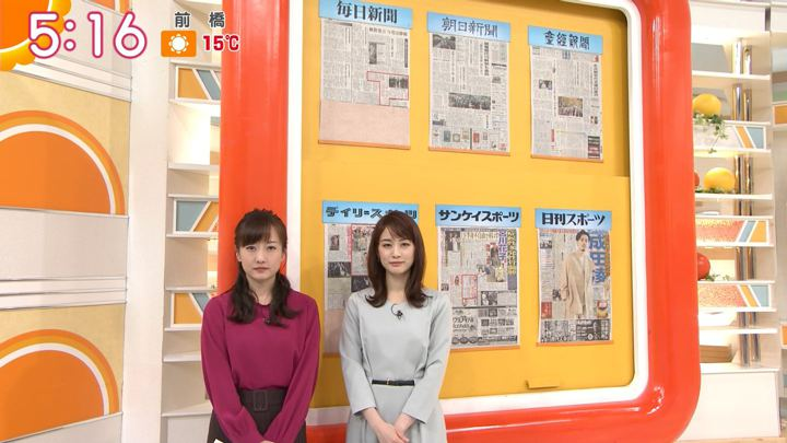 2019年12月12日新井恵理那の画像02枚目