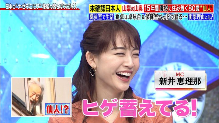 2019年12月16日新井恵理那の画像20枚目
