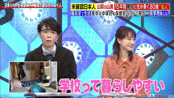 2019年12月16日新井恵理那の画像25枚目