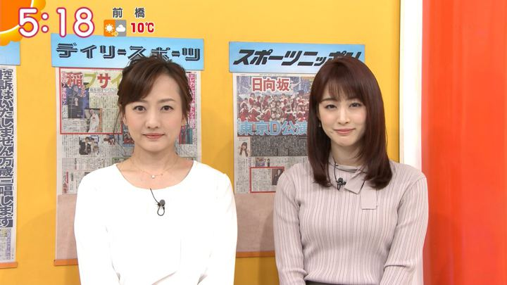 2019年12月19日新井恵理那の画像04枚目