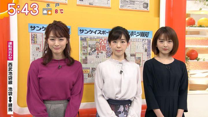 2019年12月25日新井恵理那の画像10枚目