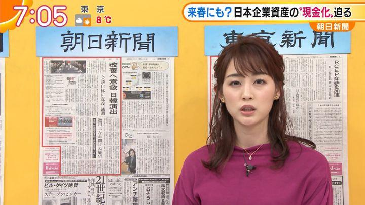 2019年12月25日新井恵理那の画像26枚目