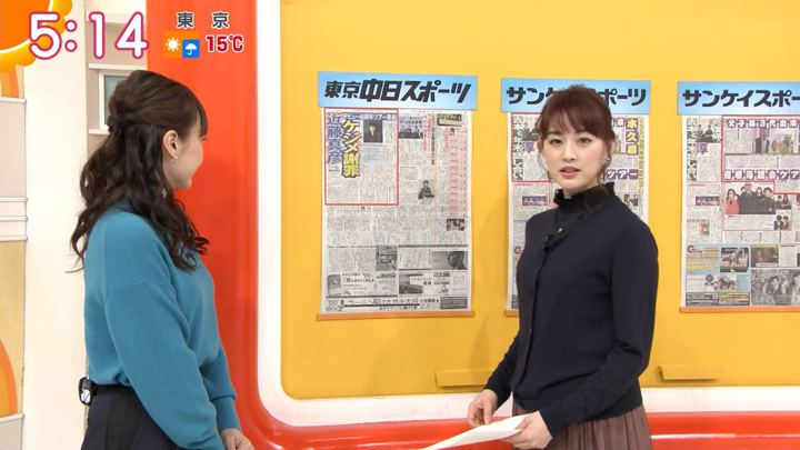 2019年12月27日新井恵理那の画像02枚目