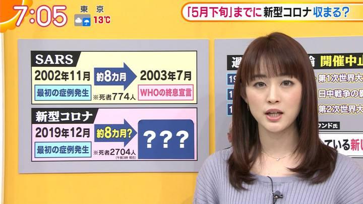 2020年02月26日新井恵理那の画像22枚目