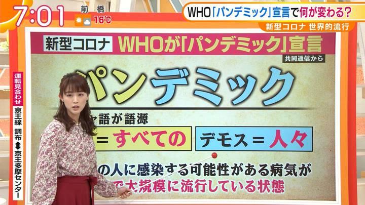 2020年03月12日新井恵理那の画像21枚目