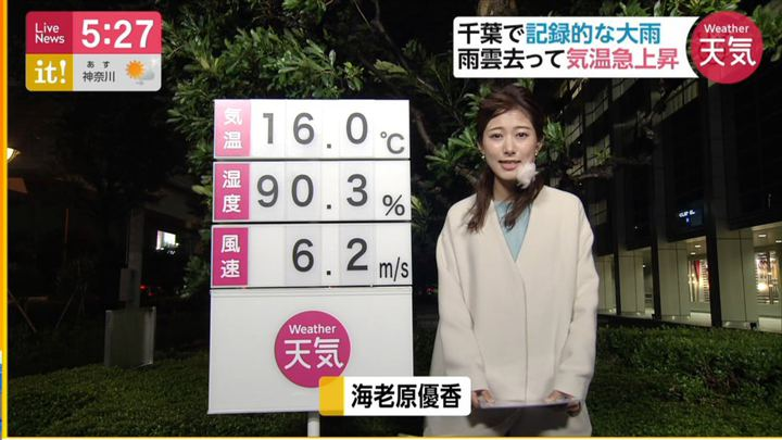 2019年10月25日海老原優香の画像02枚目