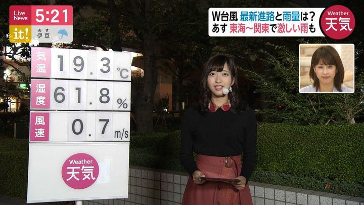 2019年10月21日藤本万梨乃の画像03枚目