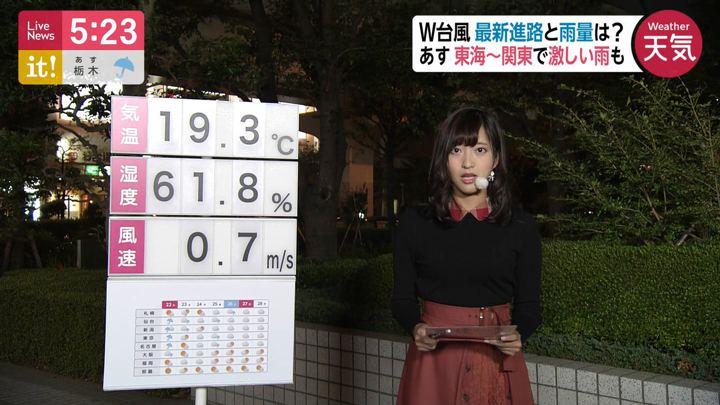 2019年10月21日藤本万梨乃の画像05枚目