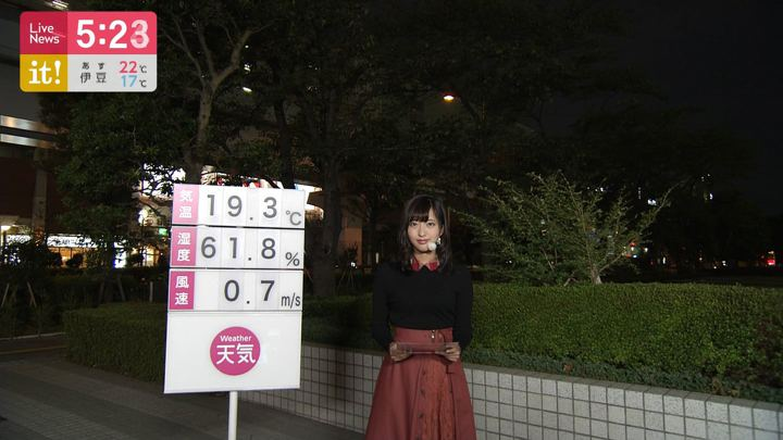 2019年10月21日藤本万梨乃の画像06枚目