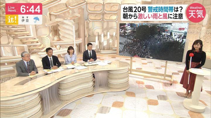 2019年10月21日藤本万梨乃の画像07枚目