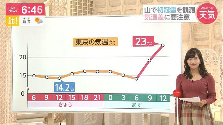 2019年10月22日藤本万梨乃の画像13枚目