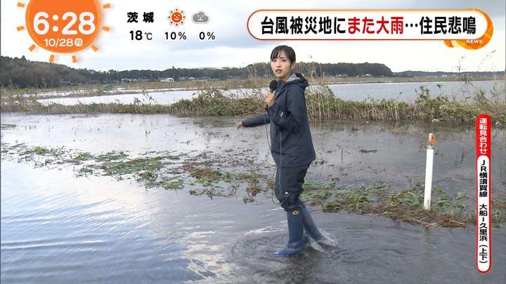 2019年10月28日藤本万梨乃の画像01枚目