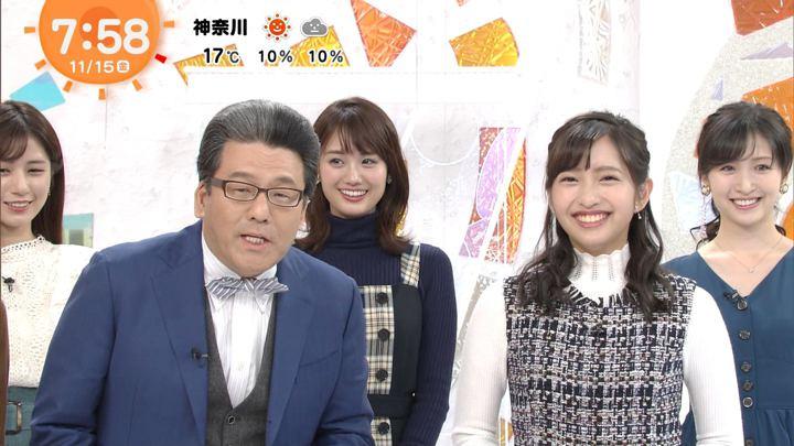 2019年11月15日藤本万梨乃の画像11枚目