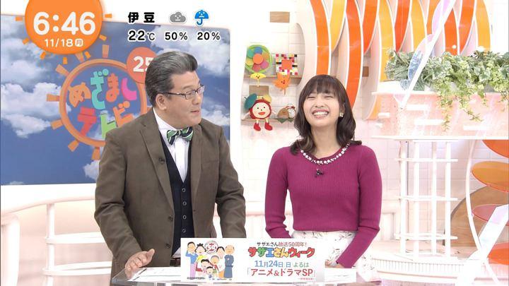 2019年11月18日藤本万梨乃の画像09枚目