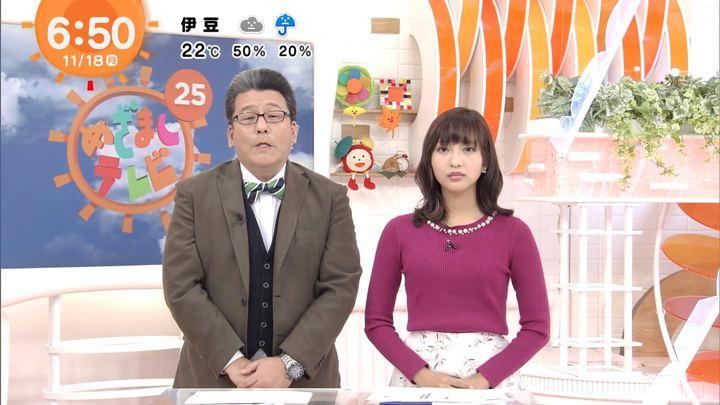 2019年11月18日藤本万梨乃の画像11枚目