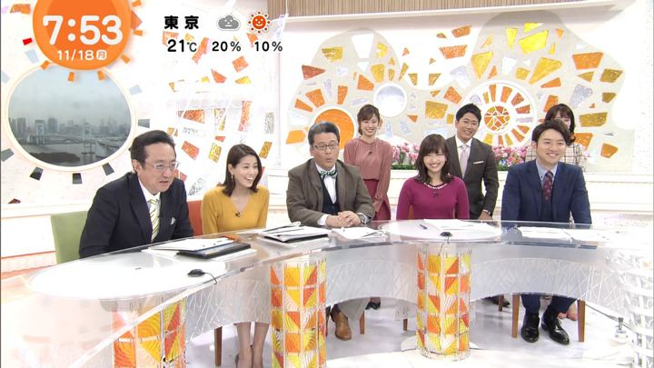 2019年11月18日藤本万梨乃の画像14枚目