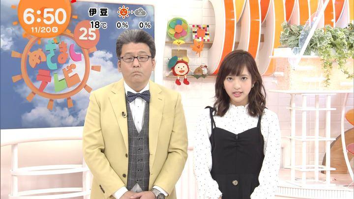2019年11月20日藤本万梨乃の画像20枚目