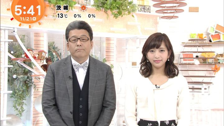 2019年11月21日藤本万梨乃の画像02枚目