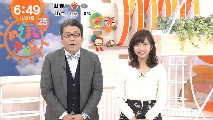 2019年11月21日藤本万梨乃の画像05枚目