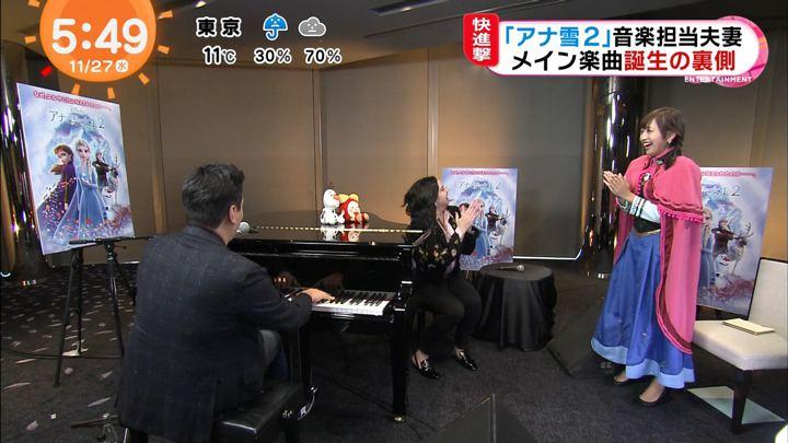 2019年11月27日藤本万梨乃の画像04枚目