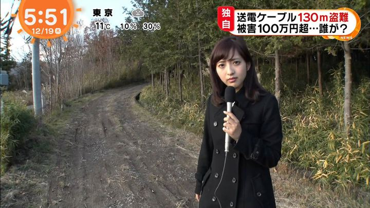 2019年12月19日藤本万梨乃の画像07枚目